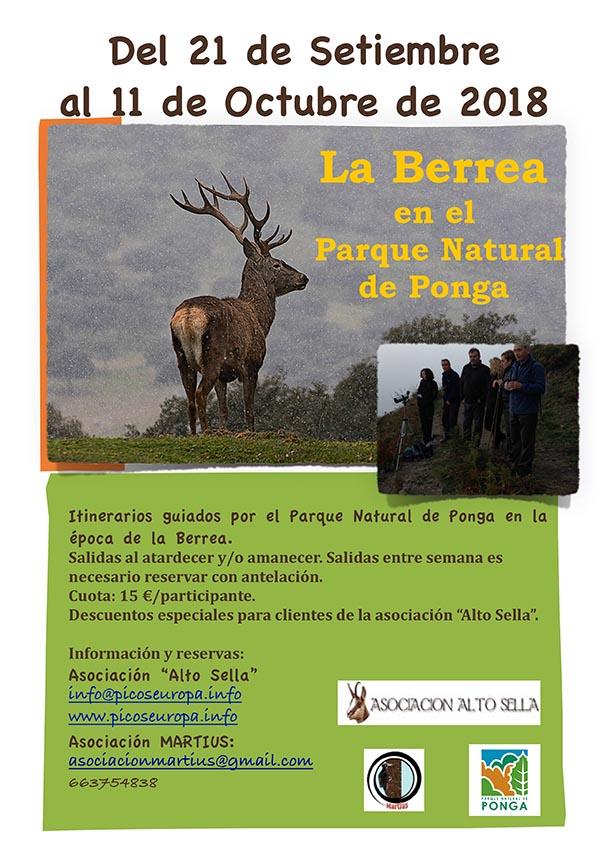 Berrea Asturias 2018